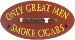 3254-ONLY-GREAT-MEN-SMOKE